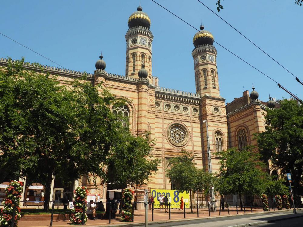 Grote Synagoge van Boedapest