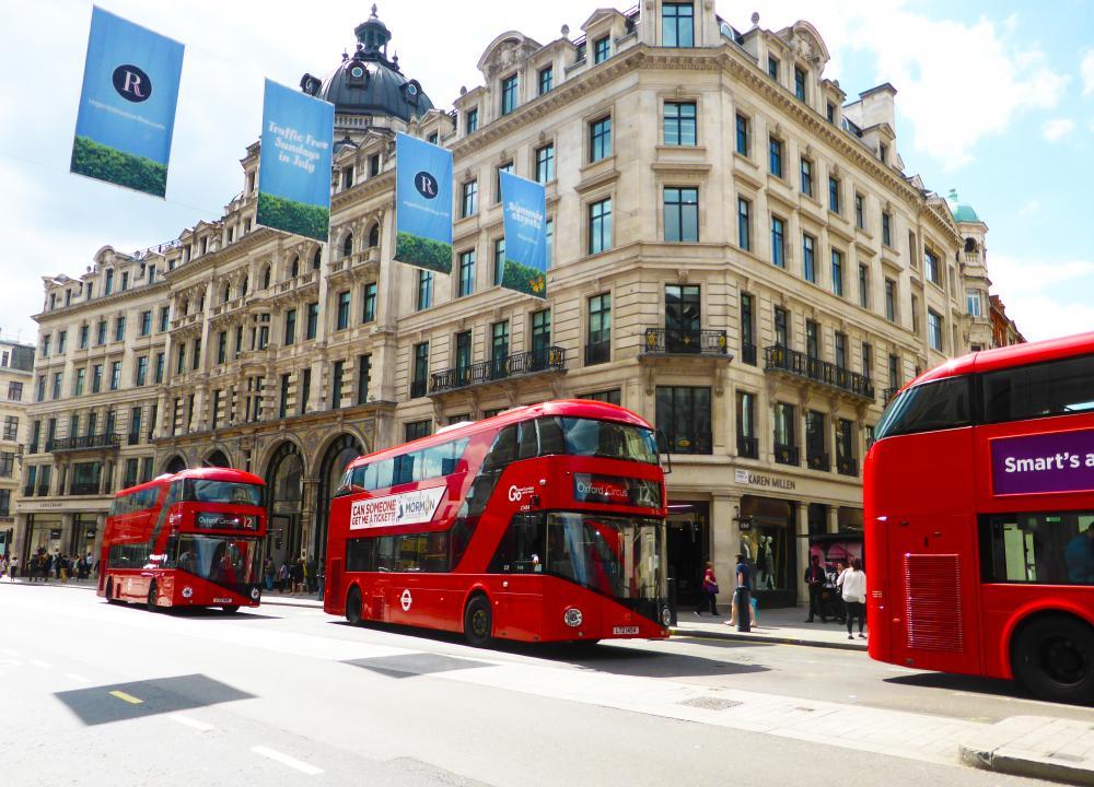 Openbaar Vervoer Londen