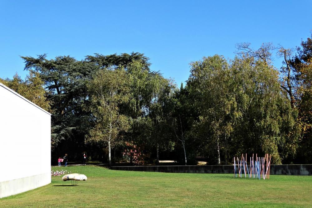 Serralves Museumtuinen en Park