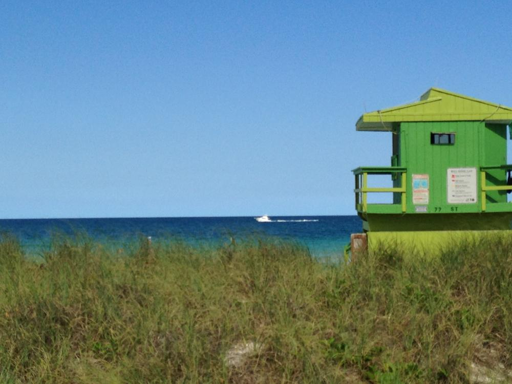 Ervaar Miami in het Water!
