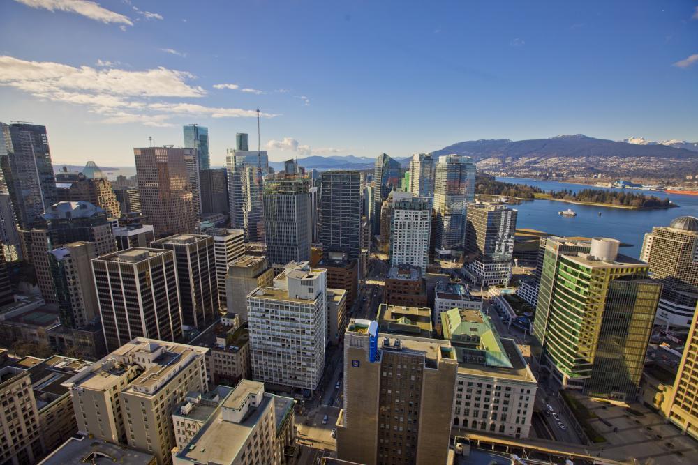 De Vancouver Lookout
