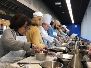 Cordon Bleu culinaire workshops