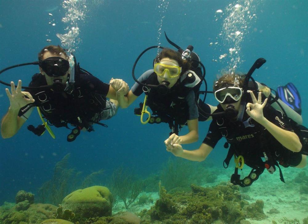 Leer duiken