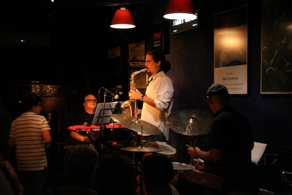 Jimmy Glass Jazz Bar