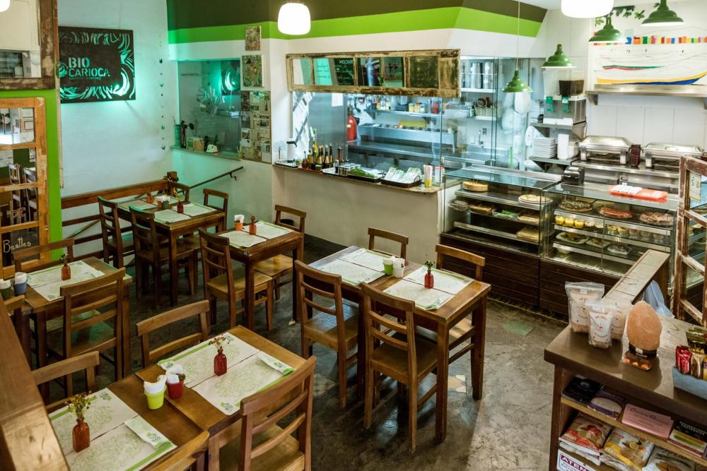 Restaurante Bio Carioca