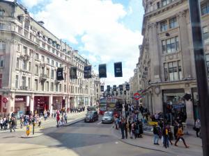 Winkeltijden en betalen Londen
