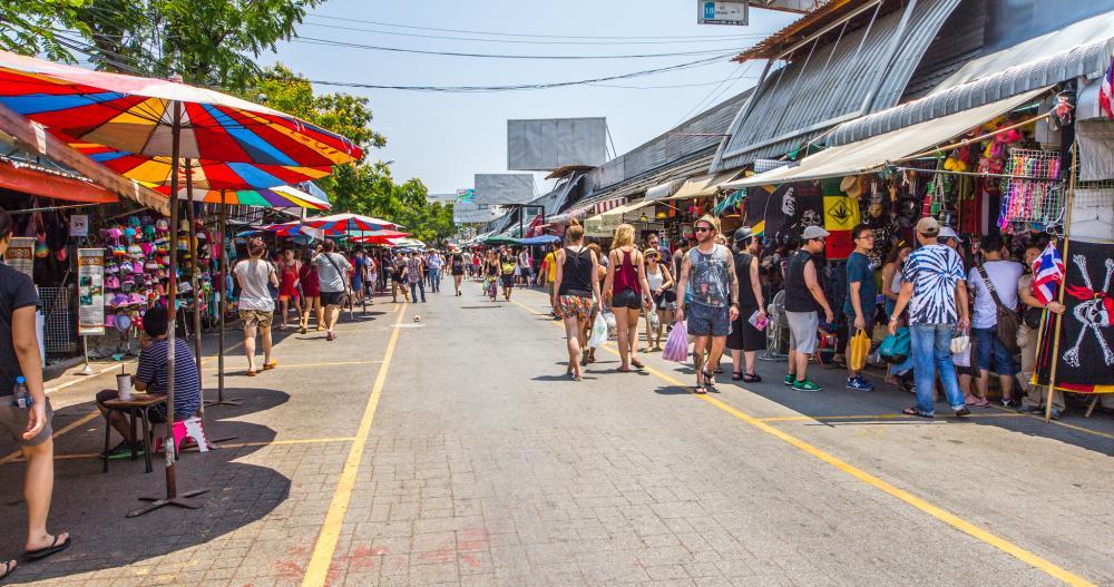 Chatuchak weekend Markt