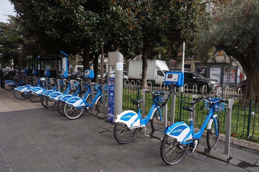 Fietsen met Vélo Blue