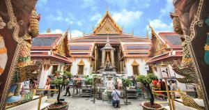 Bezoek de betoverende en beroemde bezienswaardigheid: The Grand Palace
