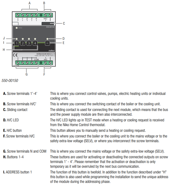 heating or cooling module rh guide niko eu Instruction Manual Book User Manual Template