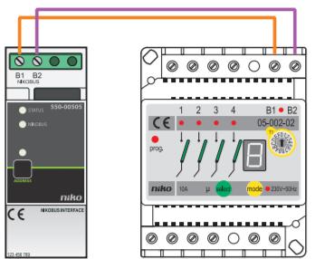 nikobus interface rh guide niko eu Owner's Manual User Manual Template
