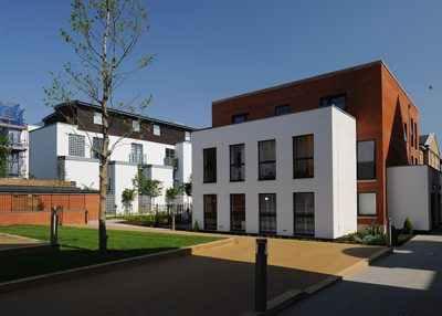 New homes in Barnsbury