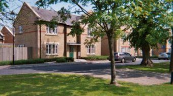 Homes at Caterham Barracks