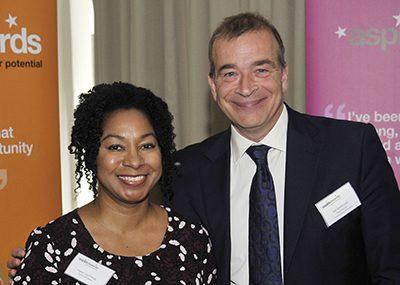 Karen Facey, Aspire Award winner