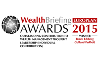 NEWS: Gulland Padfield partner wins top Private Banking & Wealth Management award