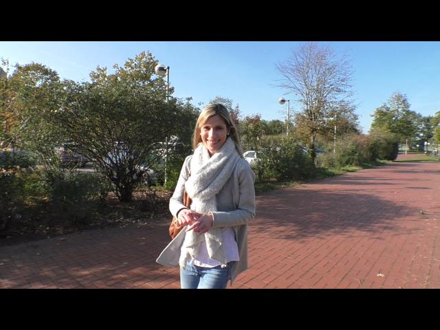 Das bin ich! Das Düsseldorfer Girl von Nebenan!