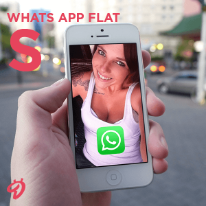 Whats App Flat 1 [S]