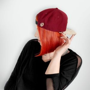 What the Hell - Snapback ohne Fotodruck