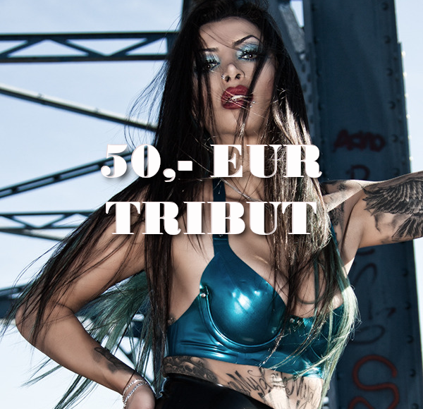50,- EUR Tribut