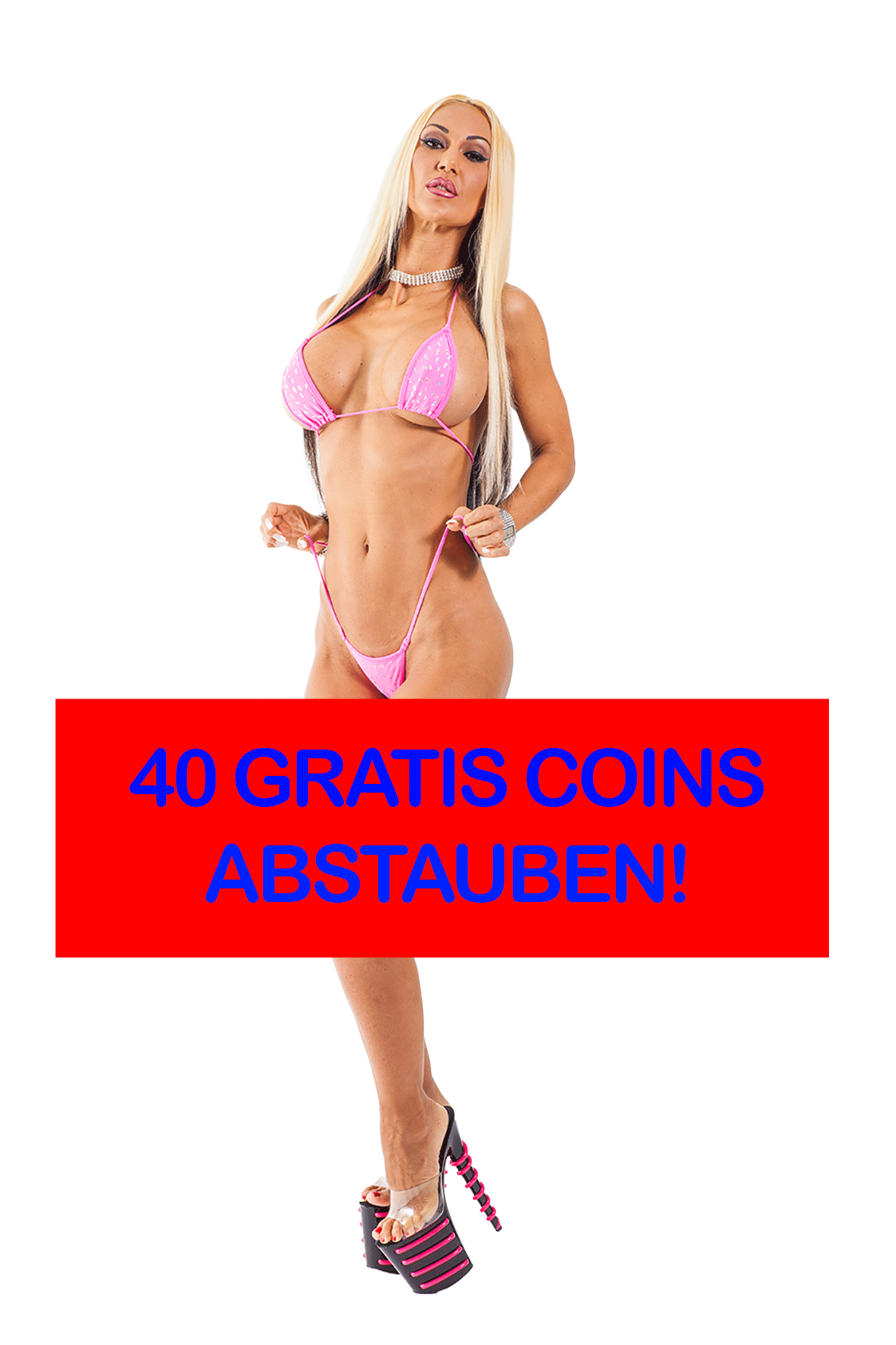 40 Gratis Coins Aileen Taylor
