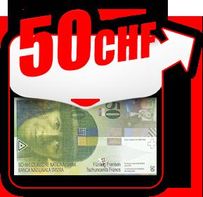 50 CHF