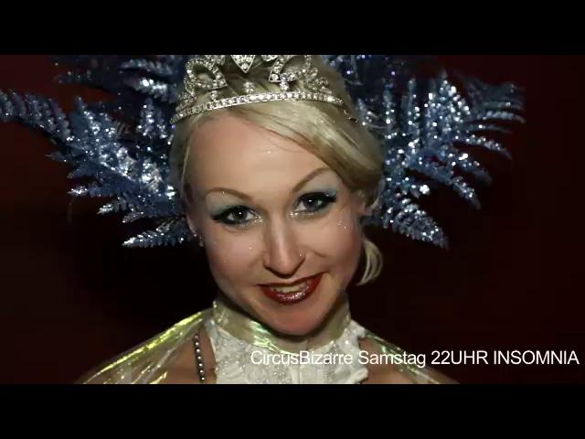 Dominique Insomnias Geburtstag mit toller Burlesque Show
