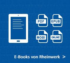 E-Books von Rheinwerk