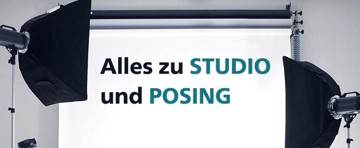 Studio und Posing