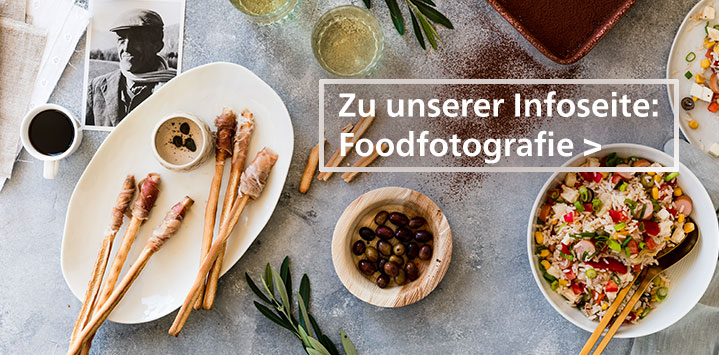Infoseite zur Foodfotografie