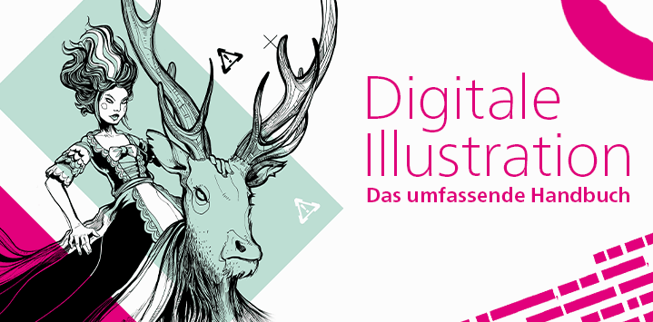 Zum Buch: Digitale Illustration