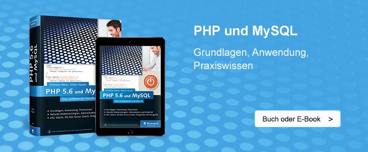 PHP und MySQL