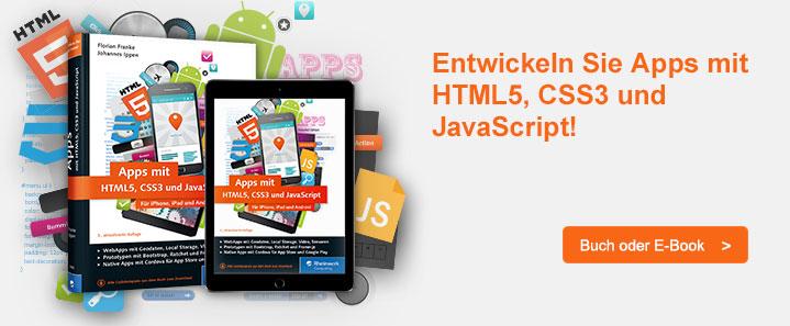 WebApps entwickeln