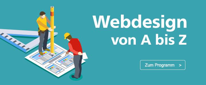 Webdesign von A bis Z