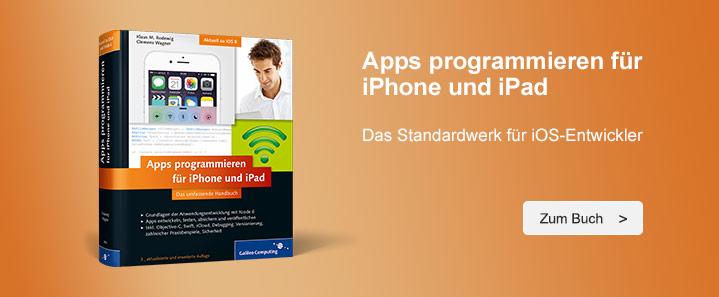 Apps entwickeln für iOS