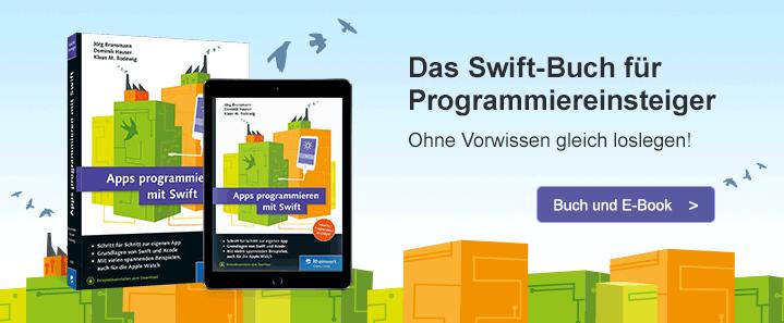 Apps programmieren mit Swift