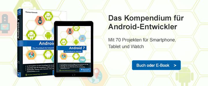 Android 7 – Das Praxisbuch