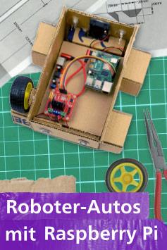 Roboter-Autos
