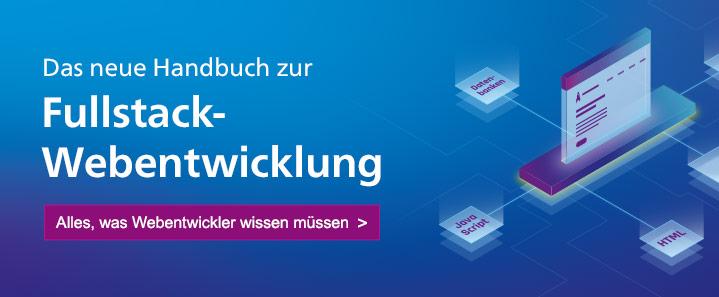 Fullstack-Webentwicklung