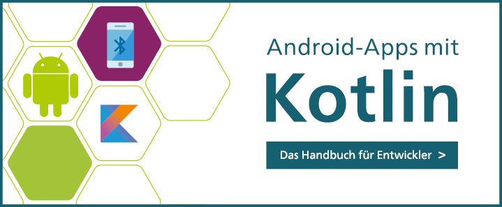 Android-Apps mit Kotlin