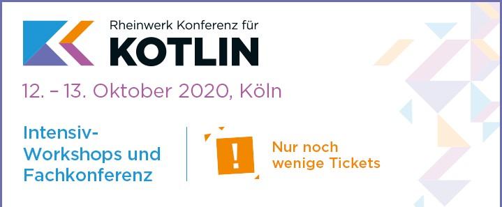Konferenz für Kotlin