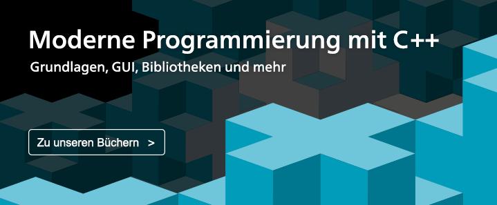 C++ umfassend lernen