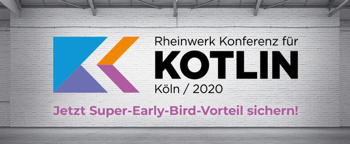 KKON: Konferenz für Kotlin