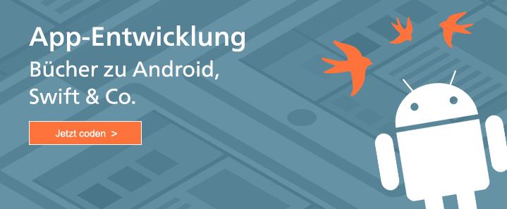 Alles zur App-Entwicklung