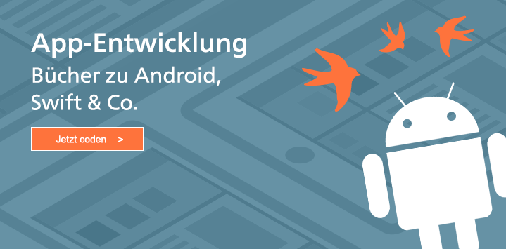 App-Entwicklung mit Swift, Android & Co.