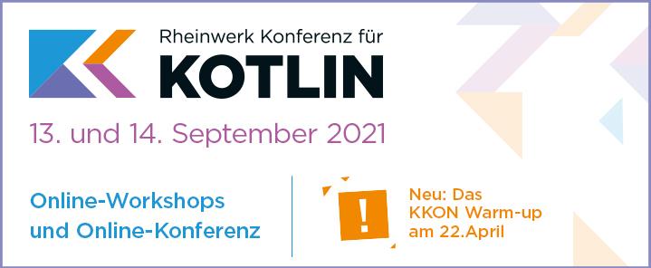 Online-Konferenz für Kotlin