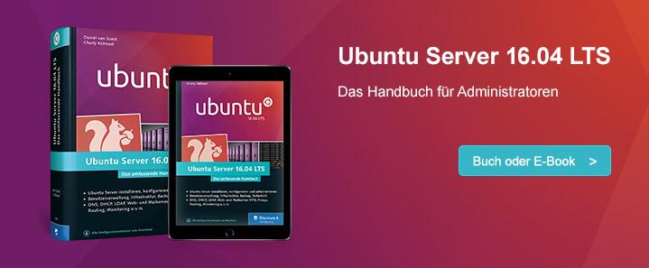 Ubuntu Server 16.04 LTS