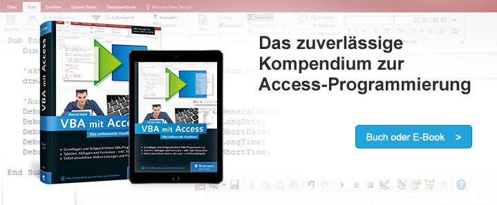 VBA mit Access