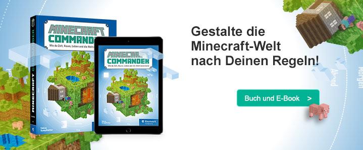 Minecraft Commander