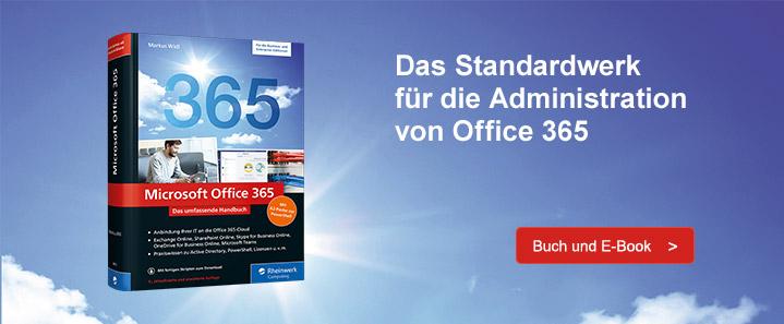 Office 365 für Admins