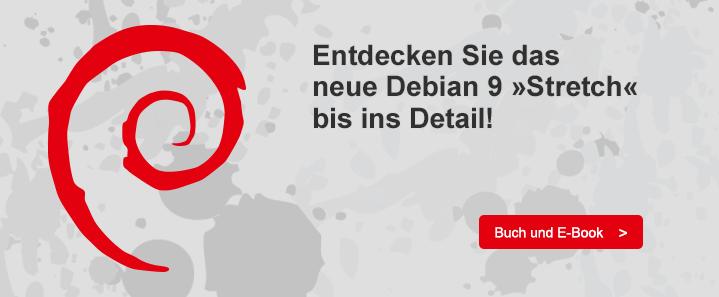 Debian 9 »Stretch«